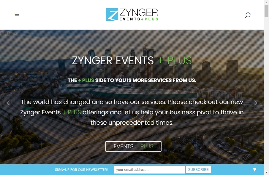 14 Event Website Examples to Inspire Your Site 27