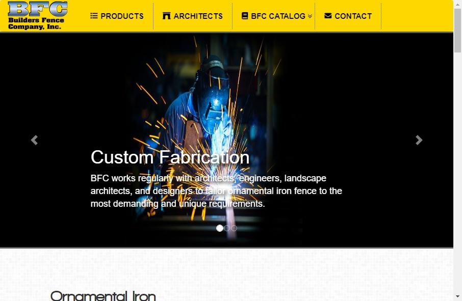 Builders Website Design 27