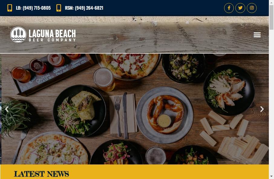 15 Beer Websites Examples to Inspire Your Site 27