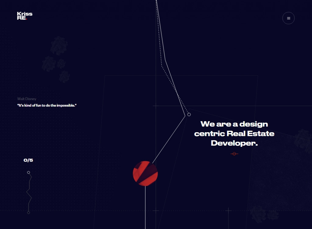 Parallax Web Design Inspirations 29