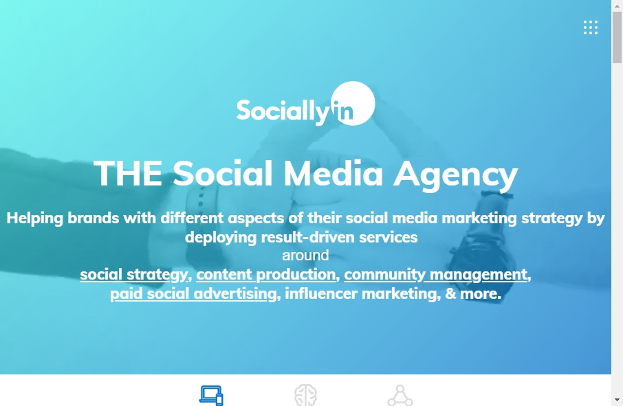 15 Examples of Social Media Websites With Fantastic Designs 30