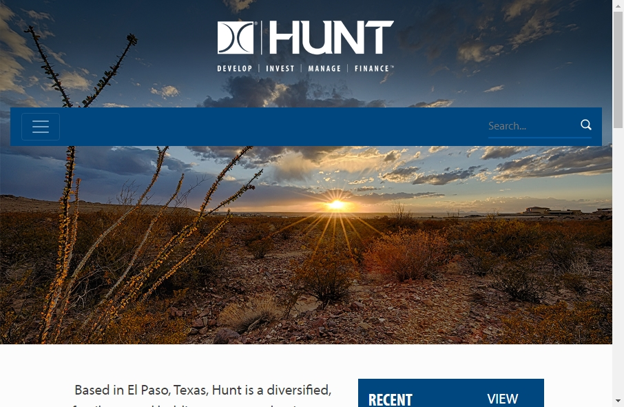 9 Examples of Inspirational Hunting Websites 25