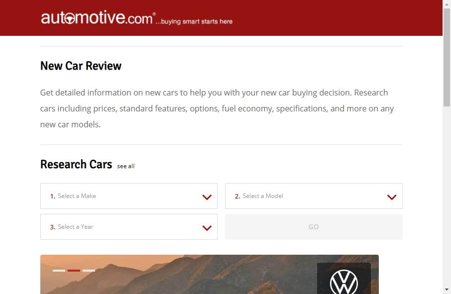 15 Great Automotive Website Examples 29