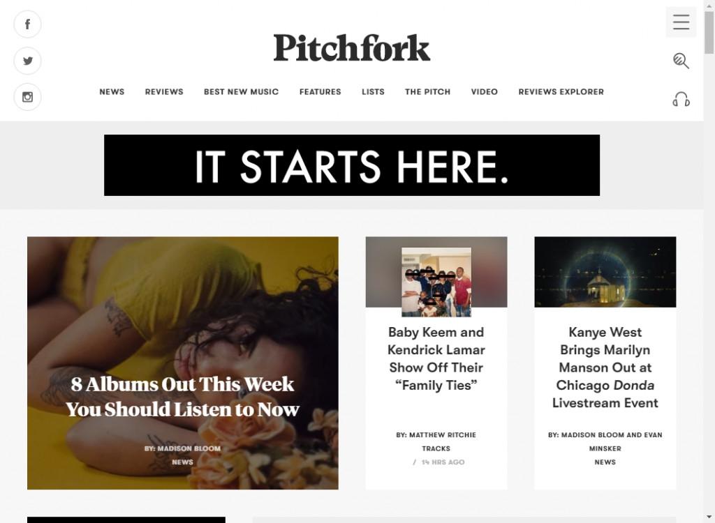 The Best Typography Websites 30
