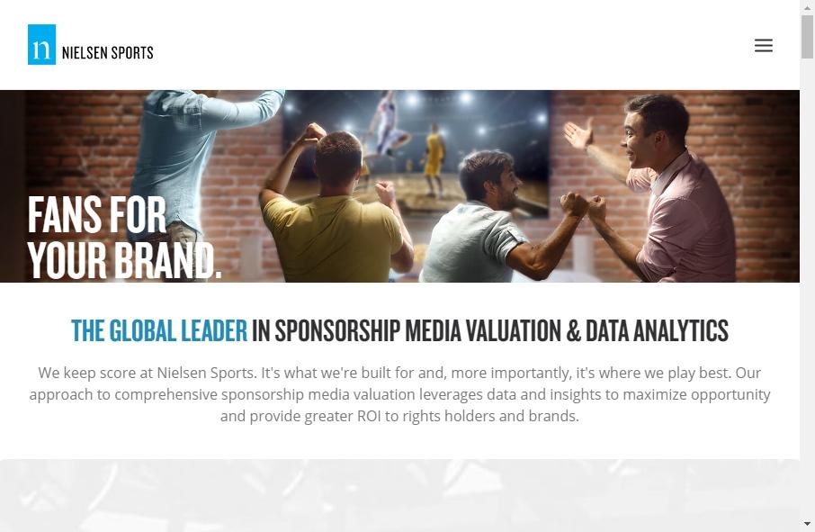 20 Amazing Sport Website Design Examples in 2021 27