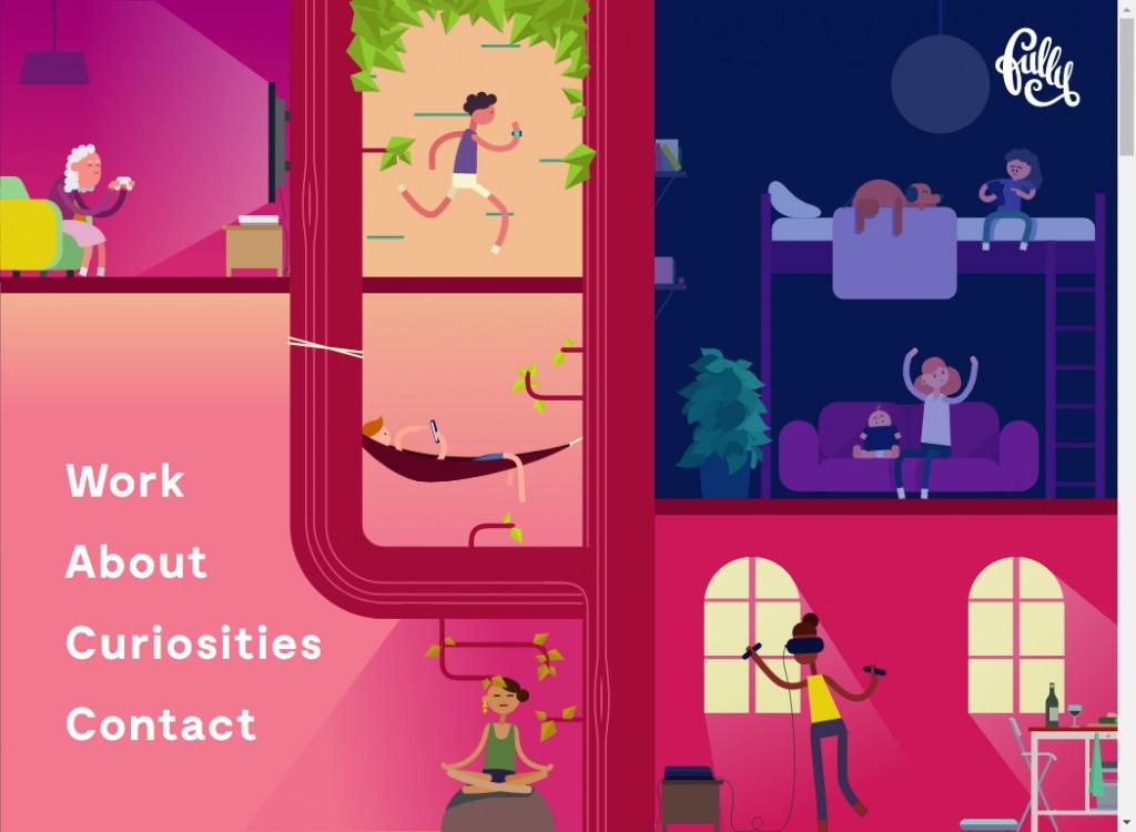 Fun Web Designs To Inspire You 31