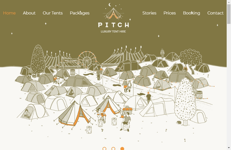17 Examples of Tourism Websites With Fantastic Designs 31