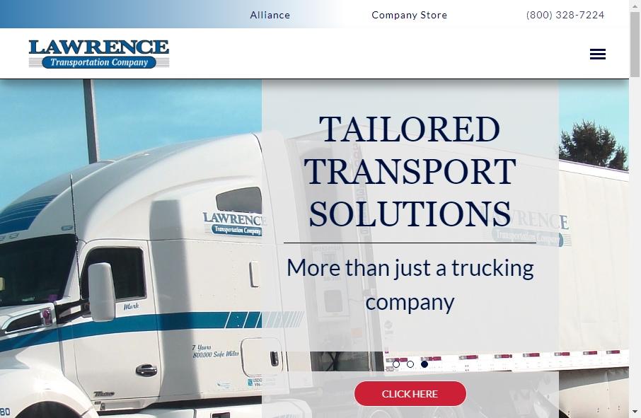 15 Amazing Transportation Website Design Examples in 2021 31
