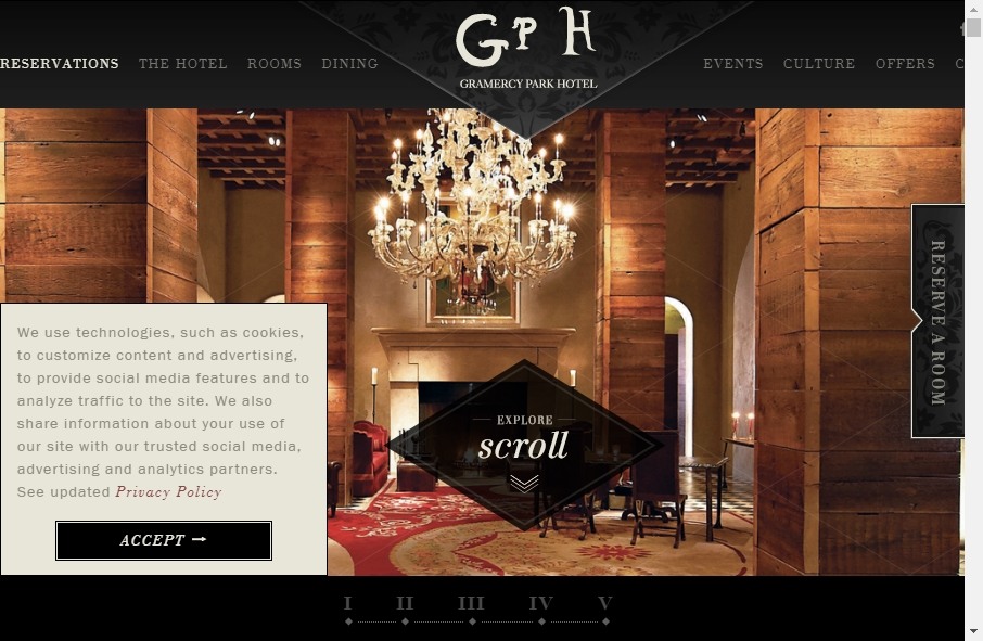 15 Accommodation Website Examples to Inspire Your Site 28