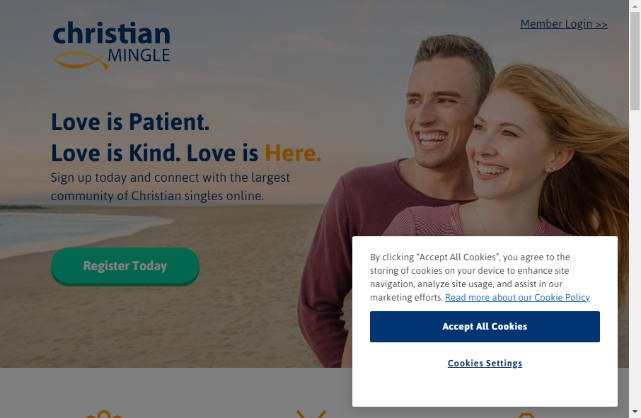 14 Examples of Inspirational Online Dating Websites 29