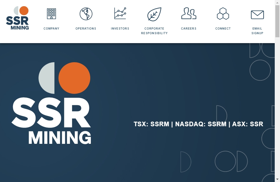 15 Mining Website Examples to Inspire Your Site 31