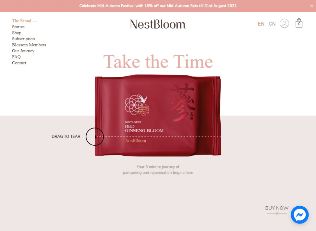 Experimental Web Designs To Inspire You 31