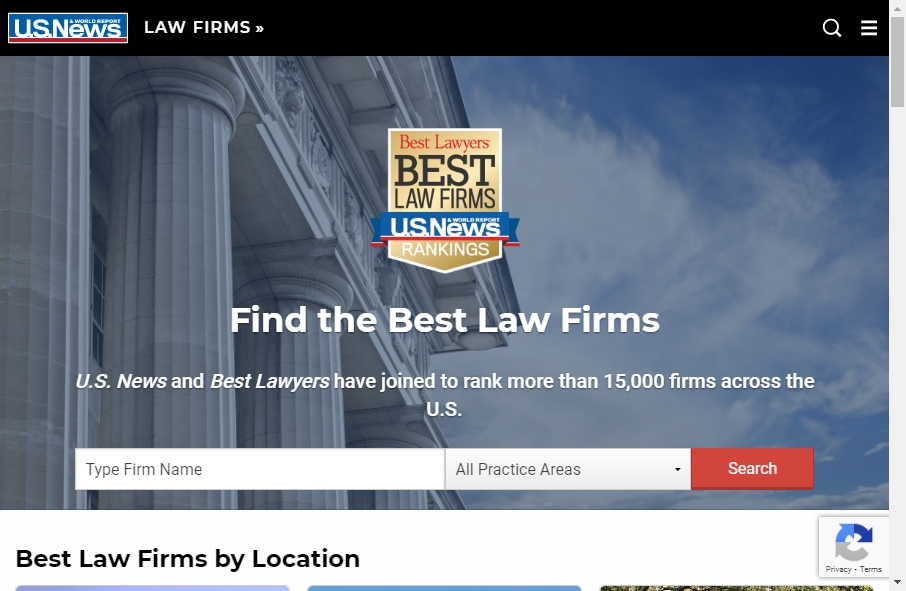 16 Great Lawyer Website Examples 30