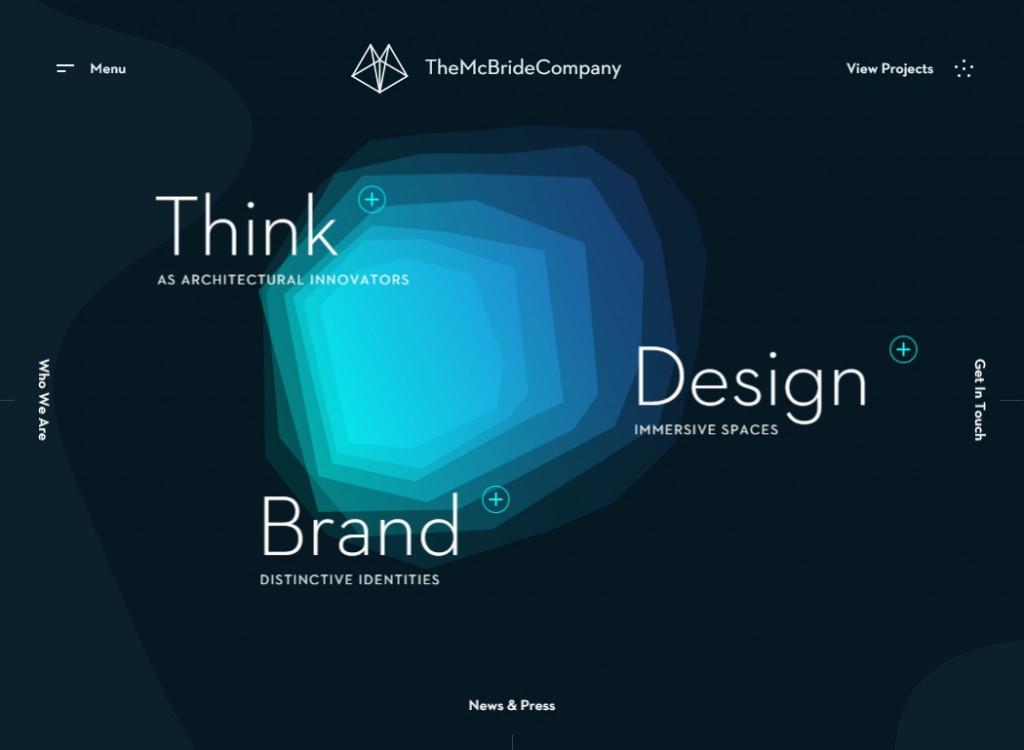 Clean Website Designs 27