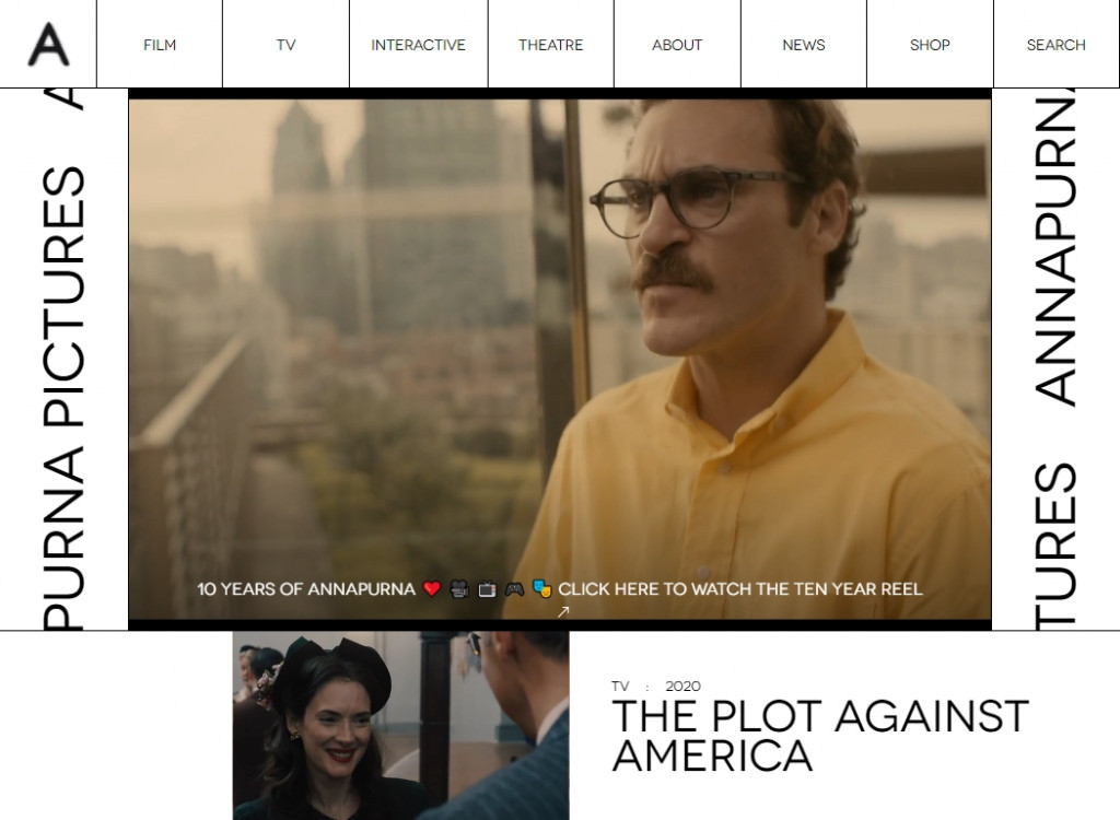 Best Retro Websites Design Ideas – Web Design Inspirations 31