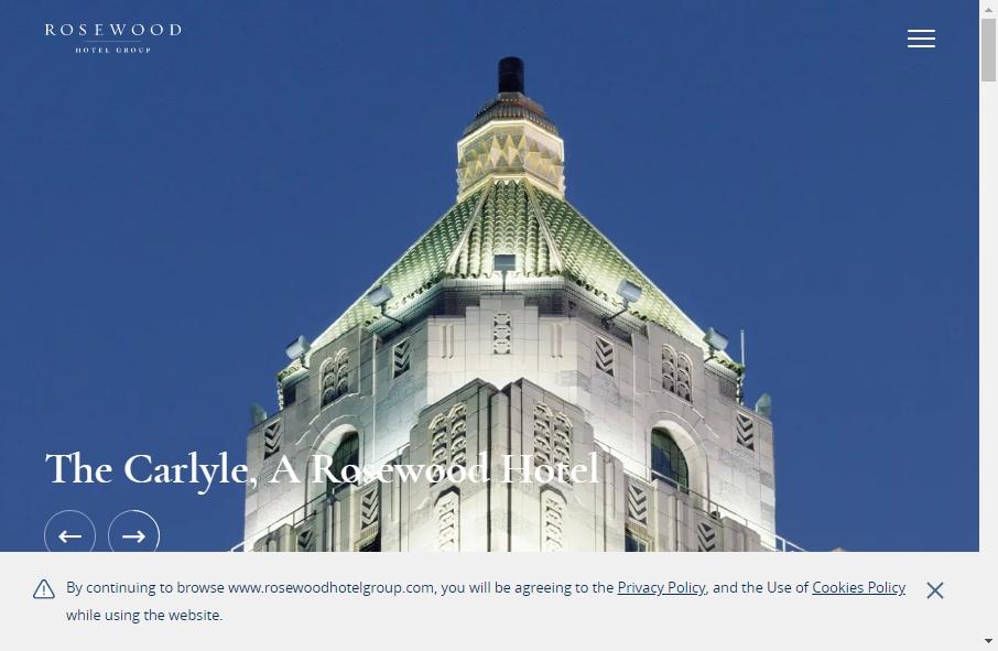 Hotels Websites Design 29