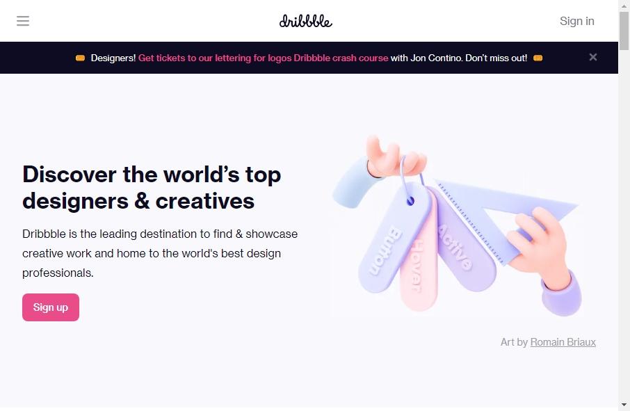 Showcase Websites Examples 30