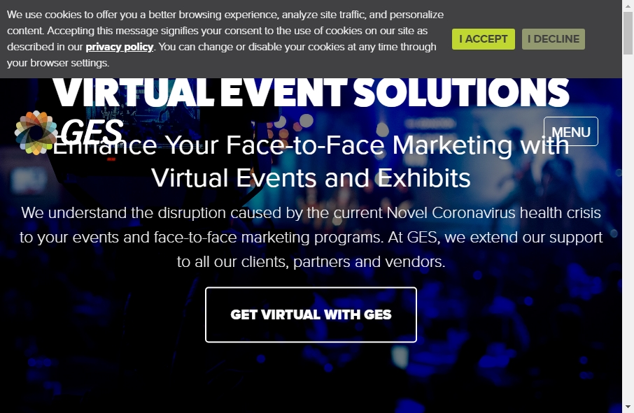 14 Event Website Examples to Inspire Your Site 28