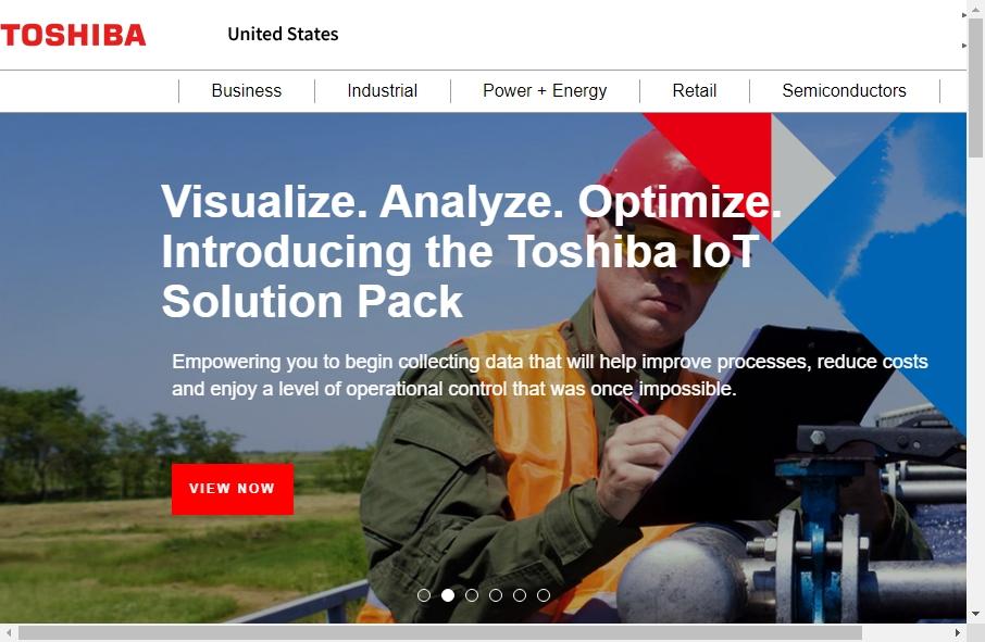 10 Amazing Computer Websites Designs Examples in 2021 26
