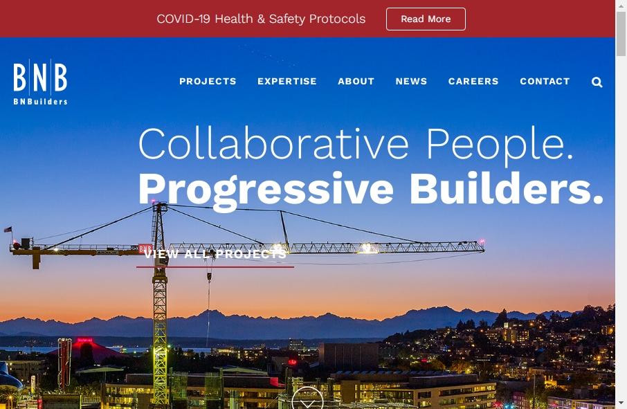 Builders Website Design 28
