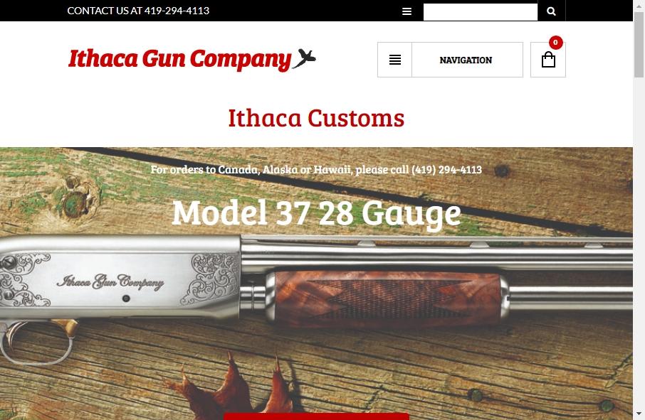 15 beautifully designed Gun website examples in 2021 31
