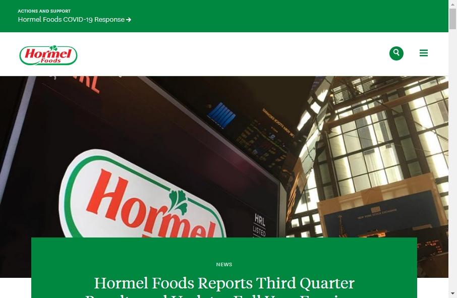 Food Website Design 28