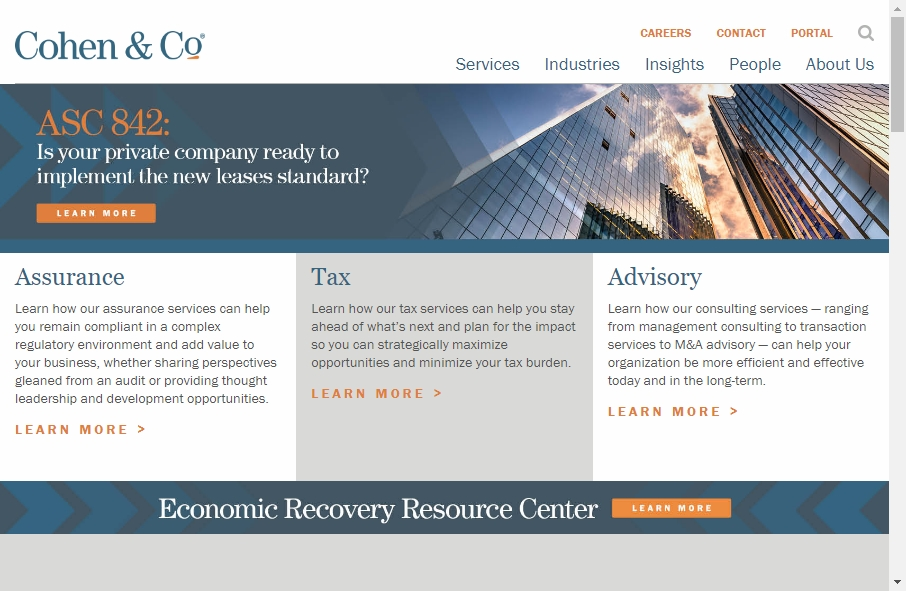 Accountants Websites Examples 31