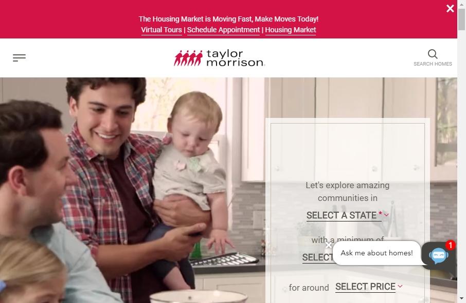 Home Builder Websites Examples 30