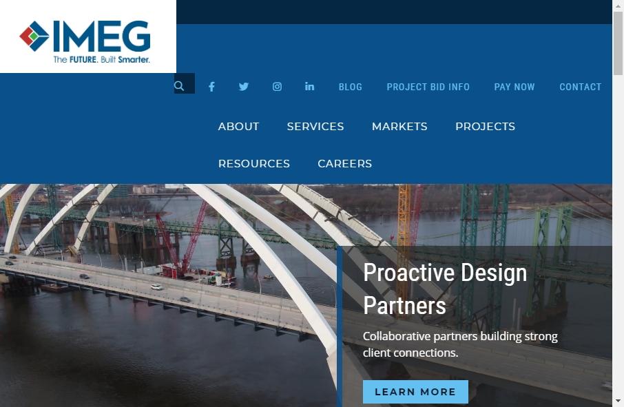 25 Best Engineering Website Design Examples for 2021 30