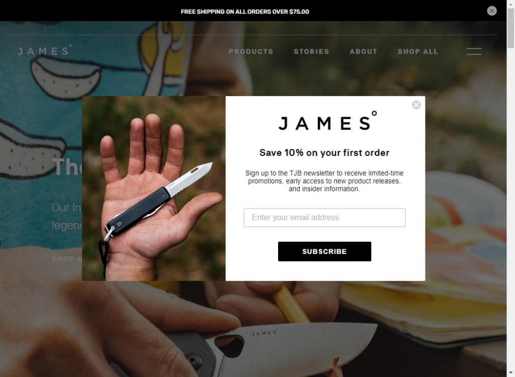 Classy Web Design Inspirations 31