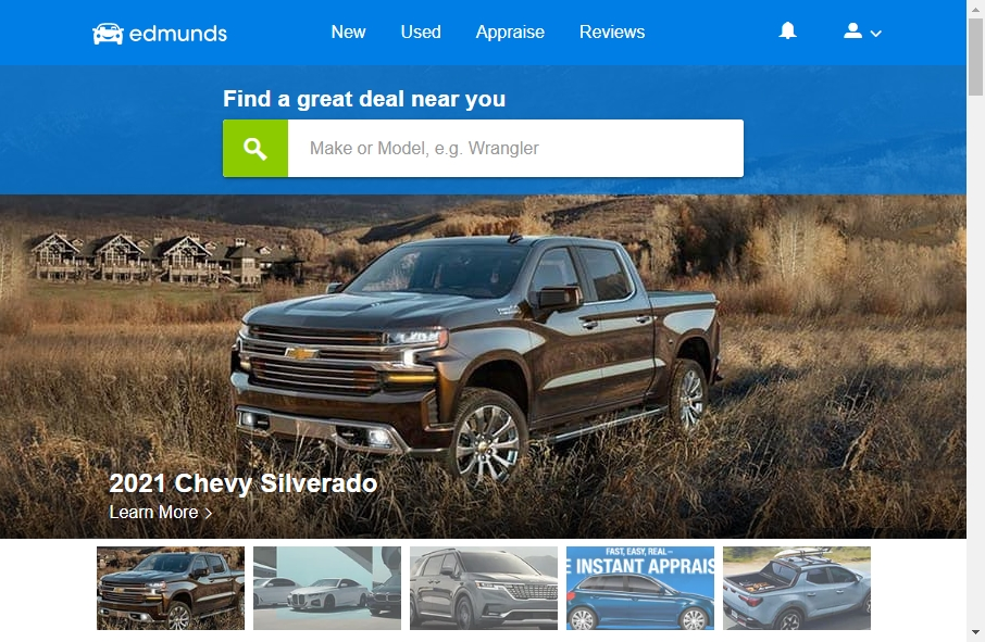 22 beautifully designed Vehicles website examples in 2021 31
