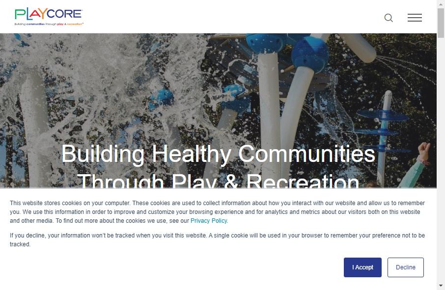 15 Amazing Recreation Website Design Examples in 2021 31