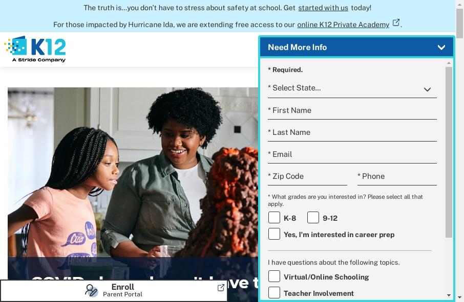 16 Amazing Educational Website Design Examples in 2021 29