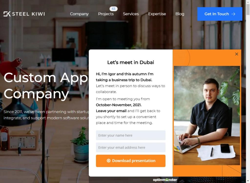 Big Photo Web Designs To Inspire You 32