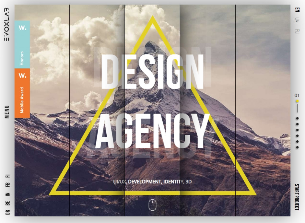 Colorful Web Designs To Inspire You 32