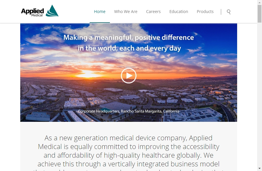 12 Great Medical Websites Examples 28