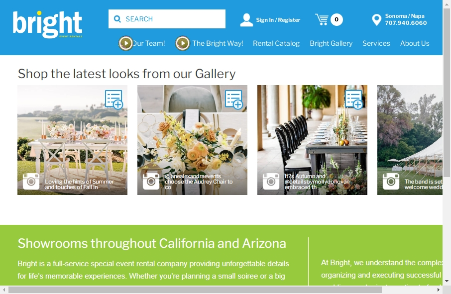 14 Event Website Examples to Inspire Your Site 29