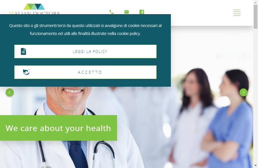 16 Best Doctor Website Design Examples for 2021 30