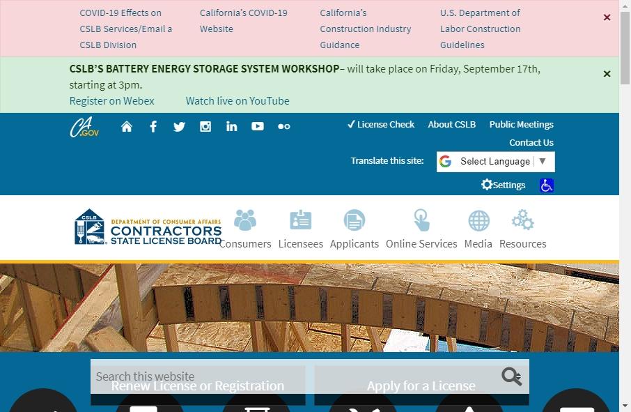 Builders Website Design 29