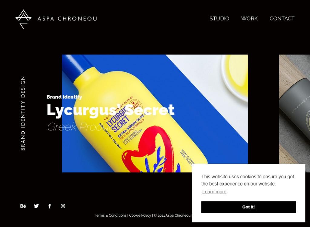 Parallax Web Design Inspirations 31