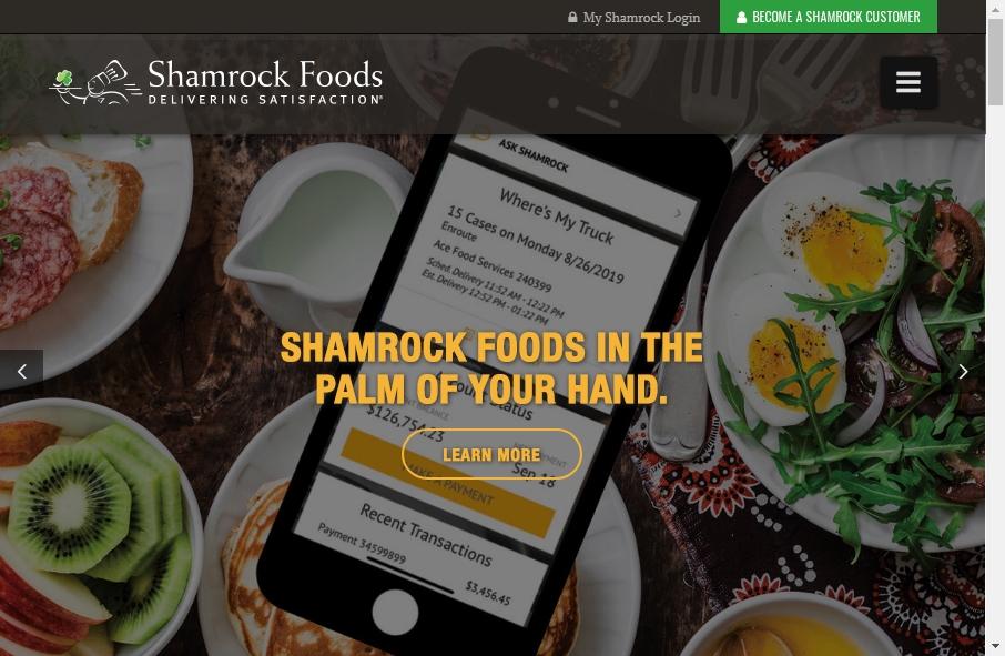 Food Website Design 29