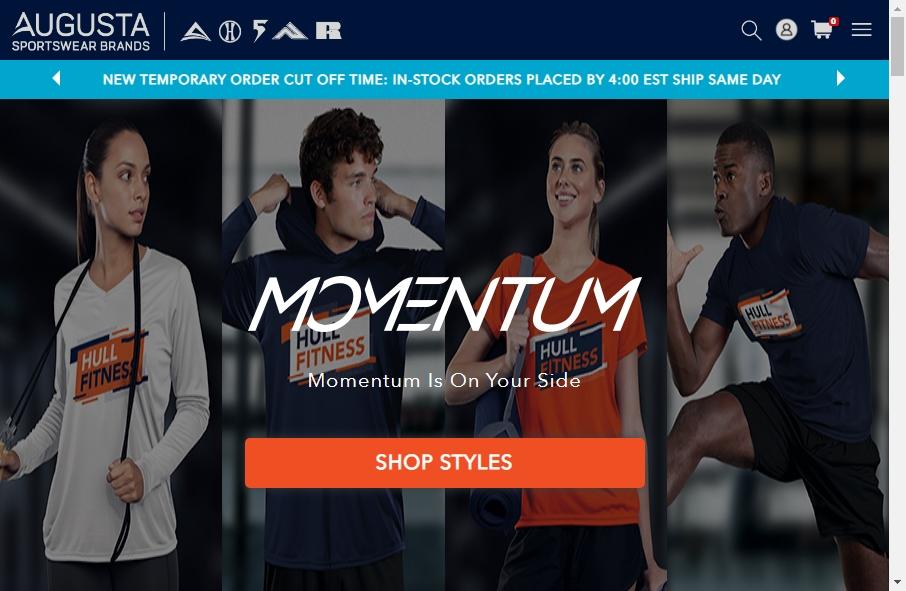 20 Amazing Sport Website Design Examples in 2021 29