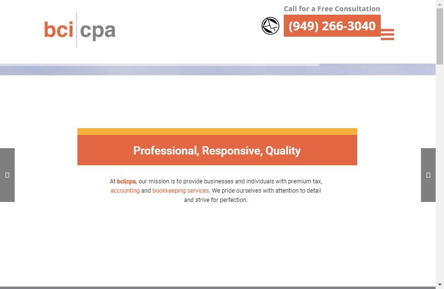 Accountants Websites Examples 32