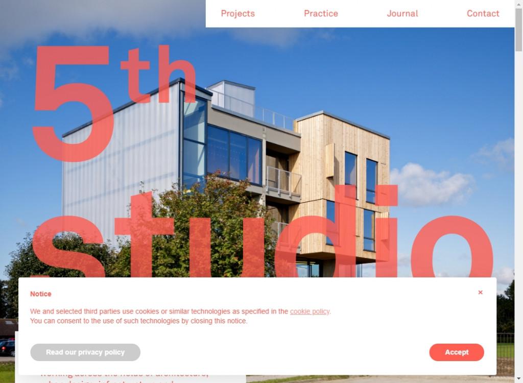 The Best Typography Websites 32