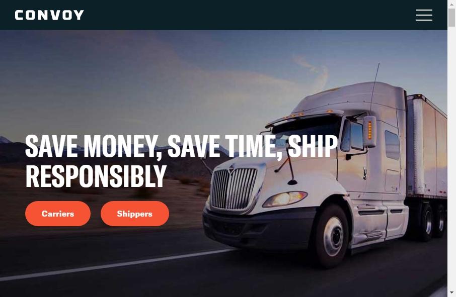 14 Amazing Trucking Website Design Examples in 2021 30