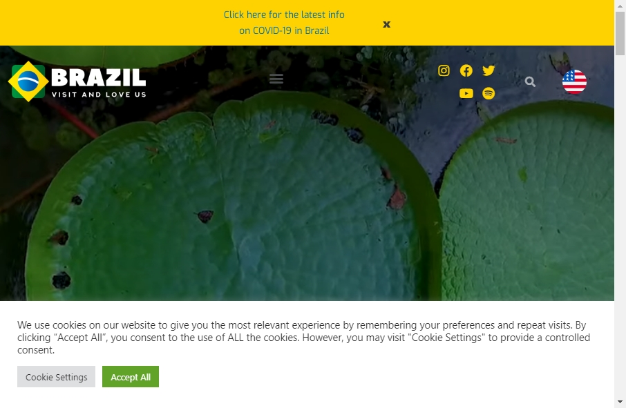 17 Examples of Tourism Websites With Fantastic Designs 32