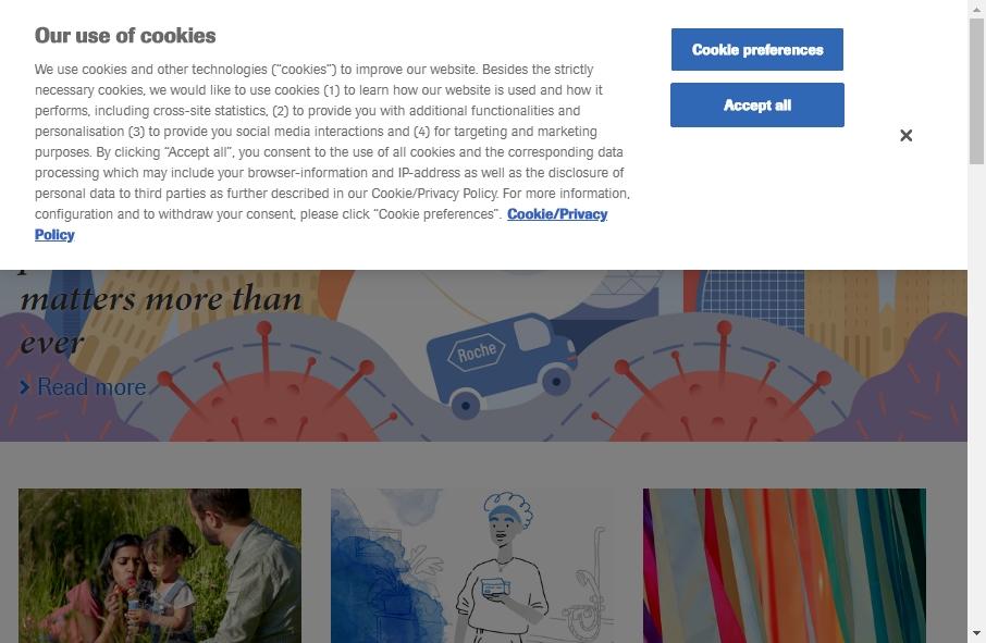 14 Best Pharmaceutical Website Design Examples for 2021 29