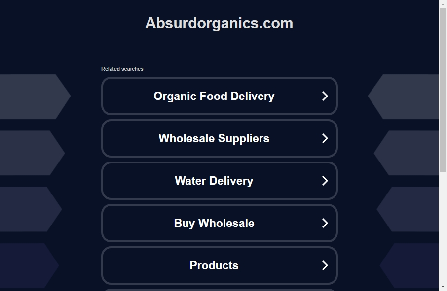 Examples of Vegetable Websites With Fantastic Designs 29