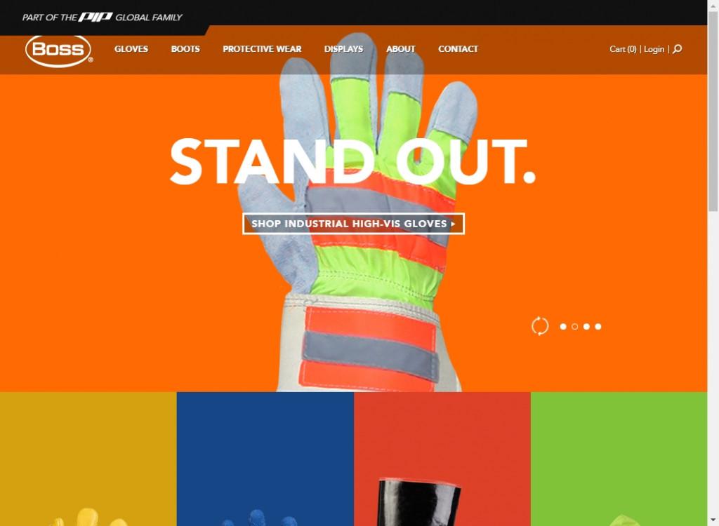 Flat Web Design Inspirations 32