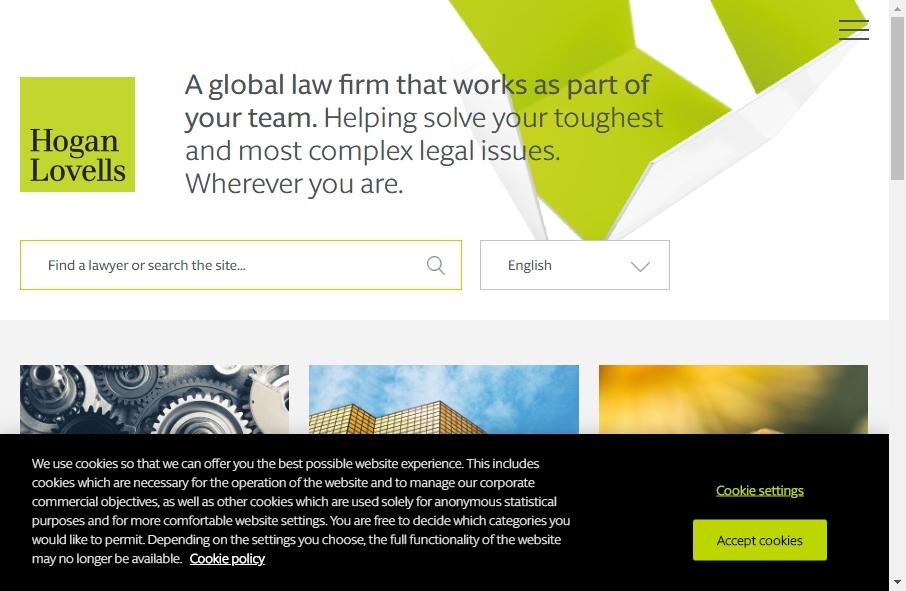 Best Law Websites Design Examples for 2021 31